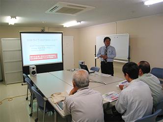 徳島初のエコドライブ研修資格