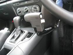 手動運転装置(手動アクセル&ブレーキ)画像