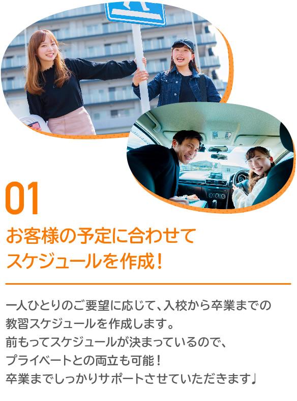 1_スケジュール作成